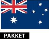 Australie versiering pakket