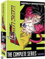 Dragon Ball GT Dragonball The Complete Series