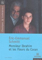 Monsieur Ibrahim et les fleurs du coran d'Eric-Emmanuel schmitt