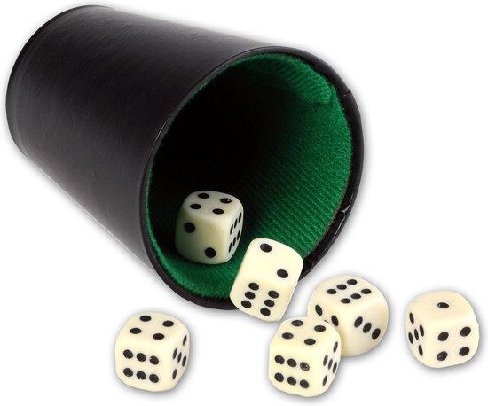 Longfield Games Pokerbeker 9 cm