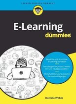 Boek cover E-Learning fur Dummies van Daniela Weber