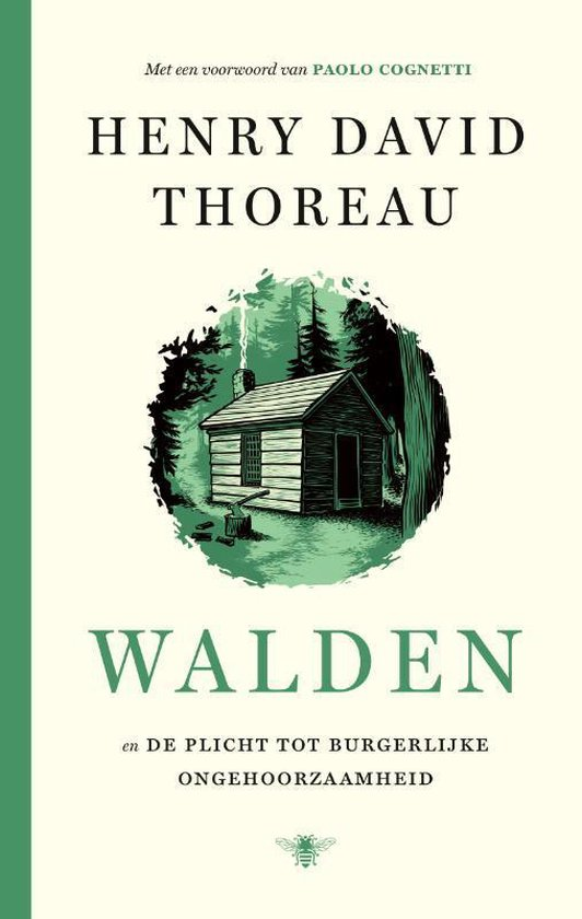 Boek cover Walden van Henry David Thoreau (Hardcover)