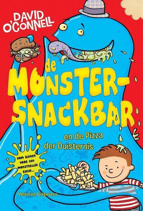 De monstersnackbar - David O'Connell |