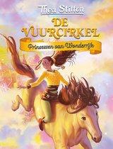 Prinsessen van Wonderrijk 4 - De vuurcirkel