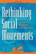 Omslag Rethinking Social Movements