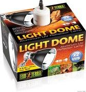 Exo terra light dome - 14x18,5x14cm Terrariumverlichting - naturel - 7st