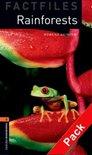 Oxford Bookworms Factfiles 2: Rainforests book + audio-cd