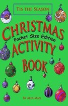 Christmas Activity Book, pocket-size edition