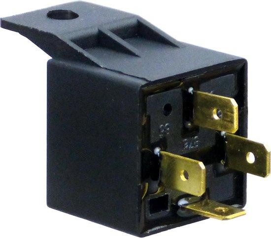 Carpoint 12V Relais 4 Pin 30A