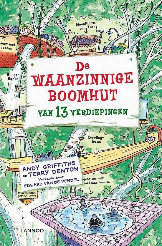 De Waanzinnige Boomhut 1 - De waanzinnige boomhut van 13 verdiepingen