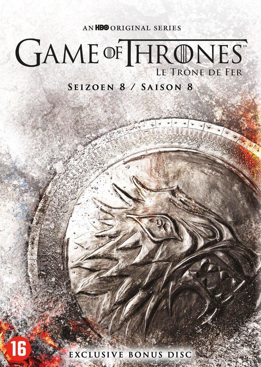 Game of Thrones - Seizoen 8 (Limited Edition) (Exclusief bij bol.com) - George R.R. Martin