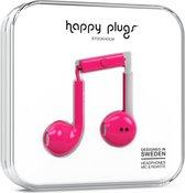Happy Plugs Earbud Plus - In-ear oordopjes - Kers