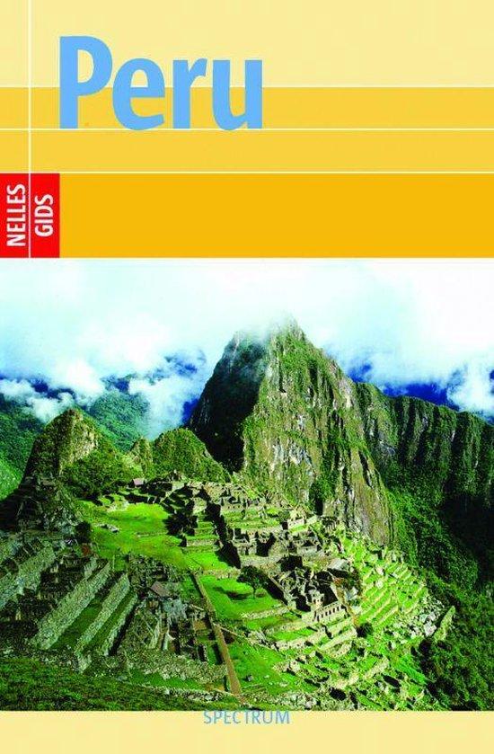 Nelles gids Peru - Jãœrgen Bergmann  