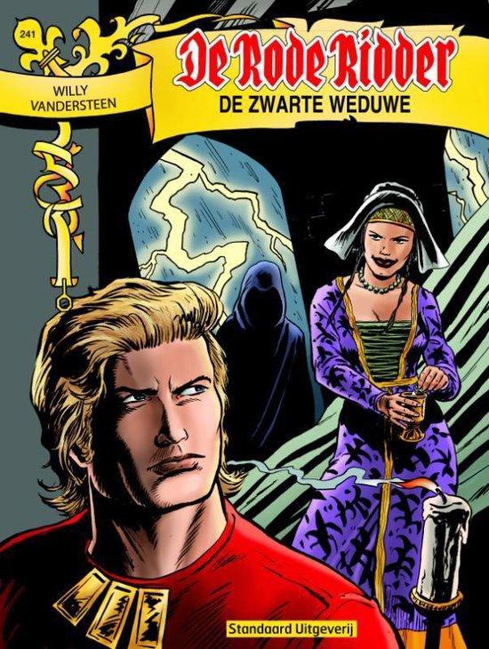 De Rode Ridder 241 - De zwarte weduwe - Willy Vandersteen |