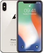 Apple iPhone X - Refurbished door Forza - A grade (Zo goed als nieuw) - 64GB - Zilver