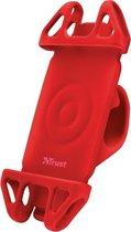 Trust Bari | Flexible Phone holder for bikes | Red