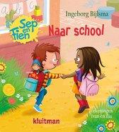 Sep en Fien  -   Sep en Fien naar school