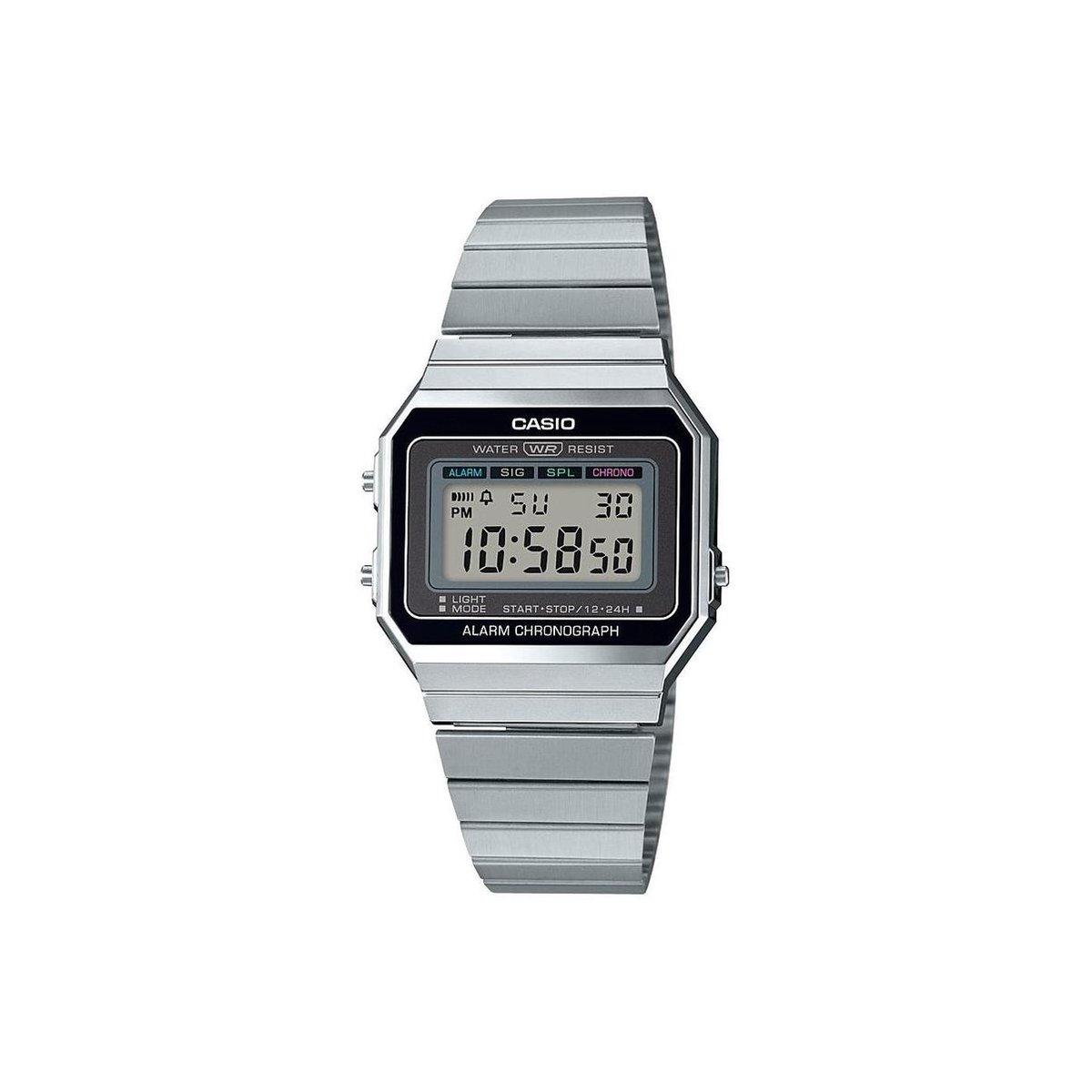 Casio Vintage Iconic A700WE-1AEF - Heren - Horloge -  31 mm