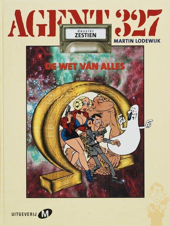 De Wet Van Alles - Martin Lodewijk |