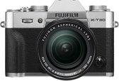 Fujifilm X-T30 + XF 18-55mm - Zilver