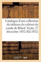 Catalogue d'une precieuse collection de tableaux anciens et modernes