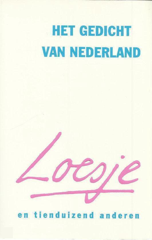 Gedicht van Nederland - Loesje pdf epub