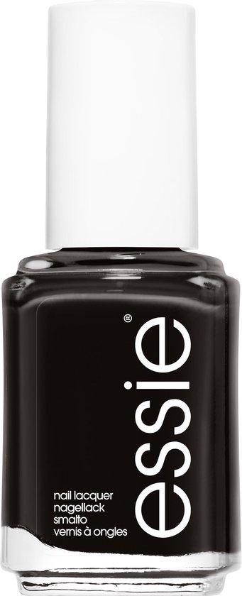 essie licorice 88 - zwart - nagellak