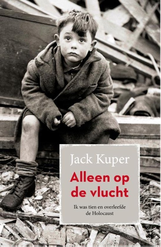 Alleen op de vlucht - Jack Kuper |