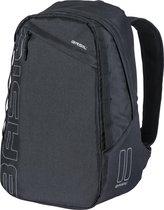 Basil Flex Backpack - Fietstas - 17 liter - Zwart