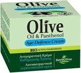 HerbOlive Gezicht Anti-verouderings Crème *Olijfolie & Panthenol* 50ml