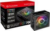 Thermaltake Smart RGB power supply unit 700 W ATX Zwart