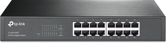 TP-Link TL-SG1016D - Switch