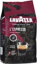 Lavazza Gran Crema Espresso Koffiebonen - 1 kg