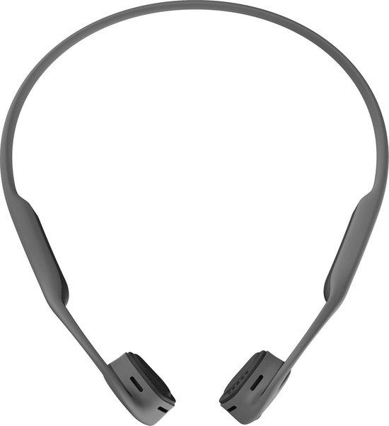 Aftershokz AIR - Bone conduction oordopjes met bluetooth - Grijs