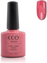 CCO Shellac - Rose Bud 40511 - Cremig Zacht Oudroze- Gel Nagellak