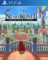 Ni No Kuni II - Revenant Kingdom - PS4