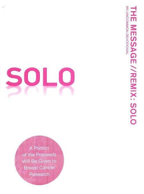 Message Solo, The - Jan Johnson  