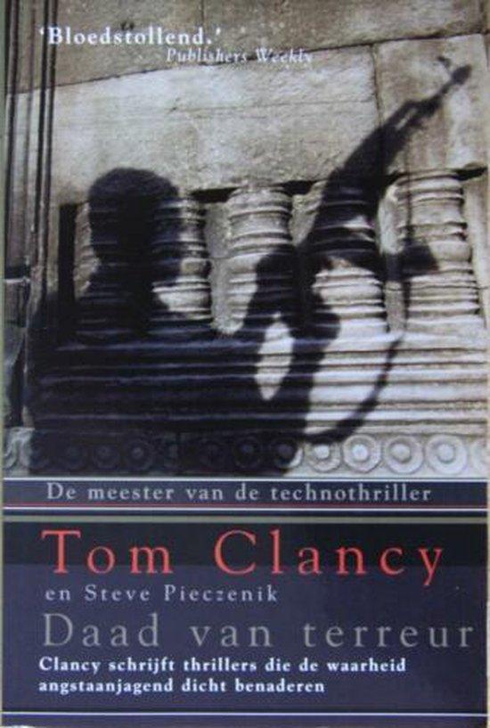 Daad Van Terreur - Tom Clancy pdf epub