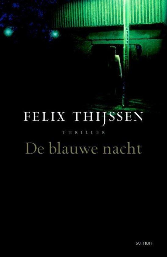 De blauwe nacht - Felix Thijssen pdf epub