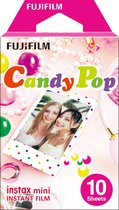 Fujifilm Instax Mini Film - Candypop - 10 stuks
