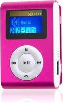 Mini MP3 speler FM radio met display Incl. 4GB geh
