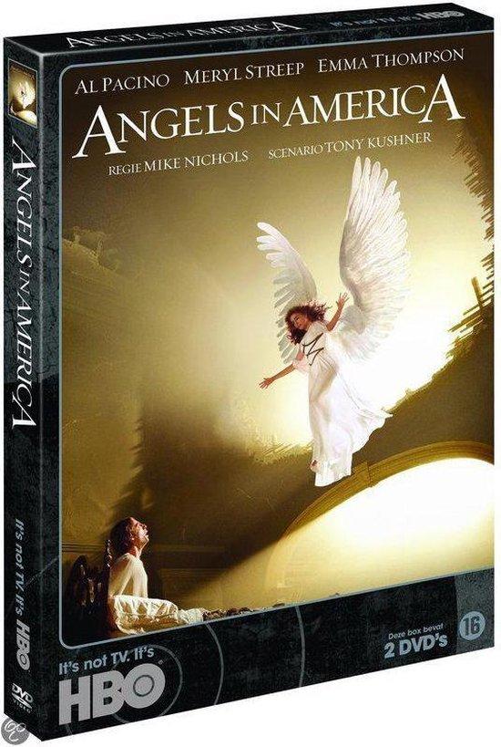 Cover van de film 'Angels In America'