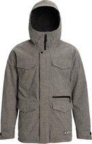 Burton Covert Heren Ski jas - Grey - Maat XXL