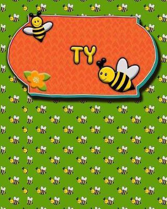 Handwriting Practice 120 Page Honey Bee Book Ty
