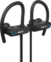 EarHackz® Spartan - Draadloze In-ear Bluetooth Sport Oordopjes - Voor hardlopen of fitness