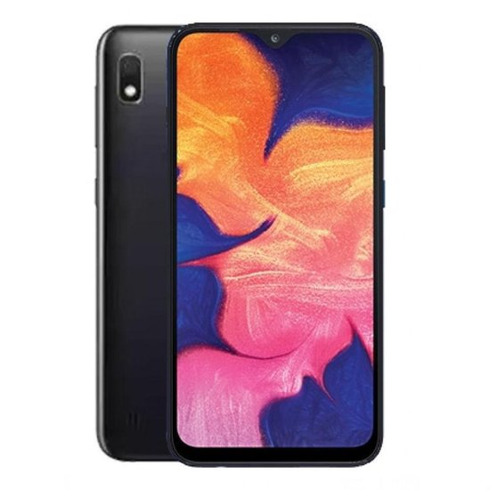 Samsung Galaxy A10 - 32GB - Zwart