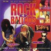 Rockballads 4 Rock Ballads - Magnum TV CD uit 1995