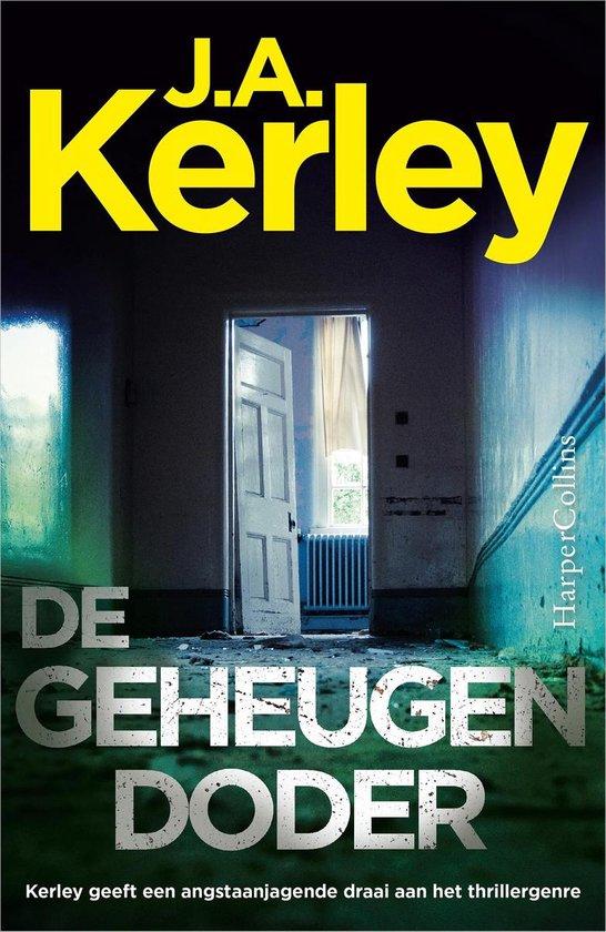 De geheugendoder - J.A. Kerley |