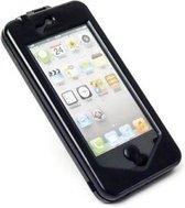 E-Supply telefoonhouder fiets - Apple iPhone 4/4s - Waterdicht - Zwart