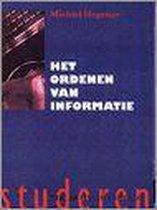 Het ordenen van informatie
